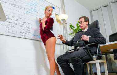 Jason Steel, Victoria Pure - Intense Fuck Fest With Office Babe - Bumsbuero