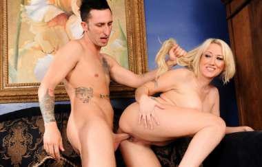 Alana Evans - Its Okay Shes My Stepmother 4, Scene 3