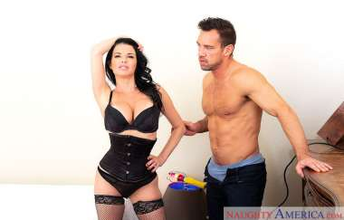 Veronica Avluv, Johnny Castle - My Wife Is My Pornstar