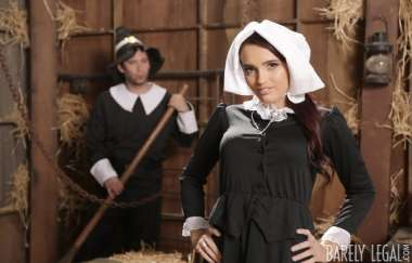 Brooke Haze - Barely Legal Amish Girls 2