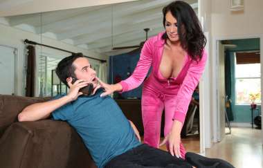 Reagan Foxx, Ricky Spanish - Im A Total Milf! - Mommy Got Boobs