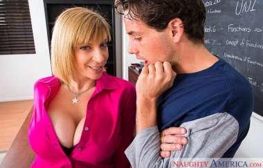 Sara Jay, Tyler Nixon - My First Sex Teacher