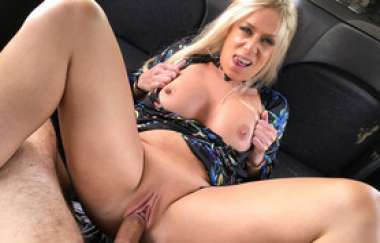 Sasha Steele - Squirting Blonde Fingered And Fucked