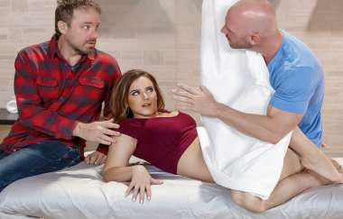 Natasha Nice, Johnny Sins - Private Treatment - Dirty Masseur