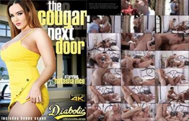 The Cougar Next Door (2018) Full Movie : 4 Scene
