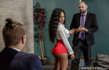 Amia Miley, Xander Corvus - Pornstar Pr: Crisis Management - Pornstars Like It Big