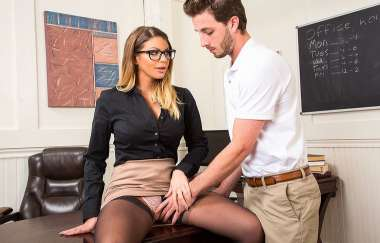 Brooklyn Chase, Lucas Frost - My First Sex Teacher