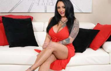 Ashton Blake - Is A Tattooed Bad Girl With A Matching Pierced Clit And Nipple - Bangrealmilfs