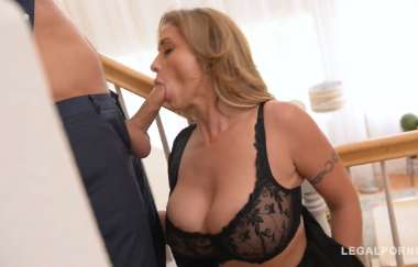 Eva Notty - Insatiable Luxury Milf Eva Notty Gets Her Pussy And Big Tits Fucking Rocked! Gp080