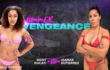 Izamar Gutierrez, Daisy Ducati - Izamar Gutierrez Vs Daisy Ducati