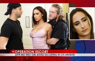 Ashley Adams - Operation Escort