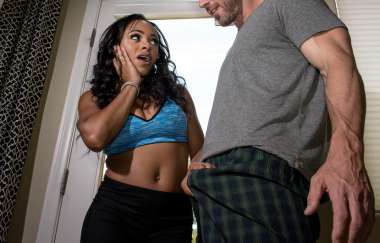 Anya Ivy, Johnny Sins - House Arrest Fuck Fest - Pornstars Like It Big