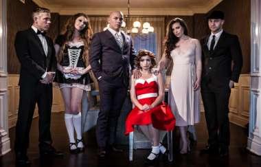 Casey Calvert, Eliza Jane, Elena Koshka - Anne - Act Two: The Escape