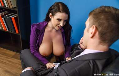 Angela White, Markus Dupree - My Slutty Secretary