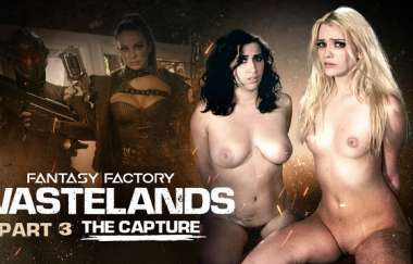 April Oneil, Abigail Mac, Kenna James - Fantasy Factory: Wastelands (episode 3)