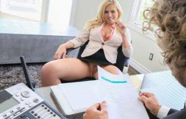 Summer Day - Hot Blonde Fucks Doctor - Letstryanal