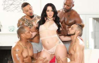 Mandy Muse - Blacked Out 10, Scene 2