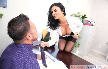 Jasmine Jae, Johnny Castle - Naughty Office