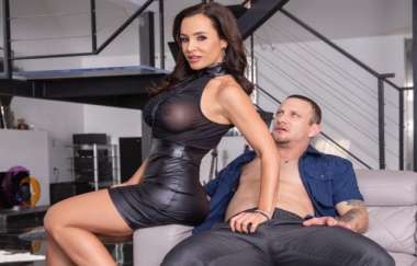 Lisa Ann, Mr. Pete - Milf Lisa Ann: Anal Fuck Titty Cum