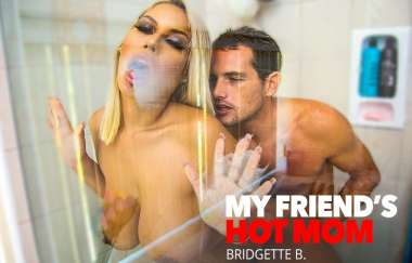 Bridgette B., Tyler Nixon - My Friends Hot Mom
