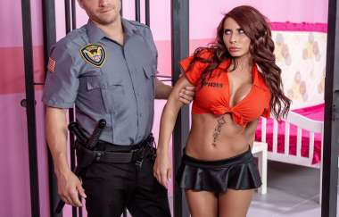 Madison Ivy - Glam Jail Nail - Pornstars Like It Big
