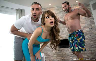 Kimmy Granger, Keiran Lee - Tantric Teachings - Real Wife Stories