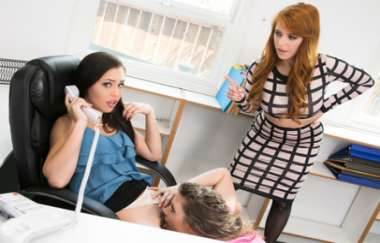 Penny Pax, Elena Koshka, Alina Lopez - Bait And Switch