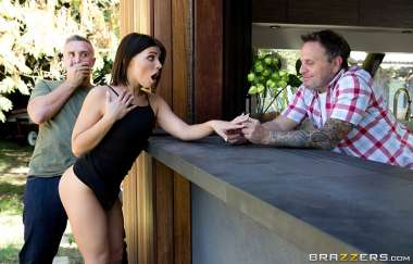 Adriana Chechik, Keiran Lee - Warm Welcum - Real Wife Stories