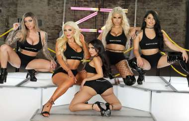 Bridgette B, Gina Valentina, Karma Rx, Lela Star, Nicolette Shea - Brazzers House 3: Finale