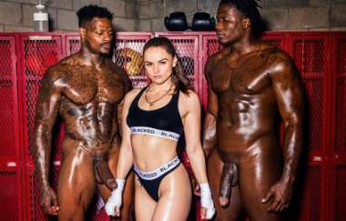 Tori Black, Jason Luv, Louie Smalls - The Big Fight