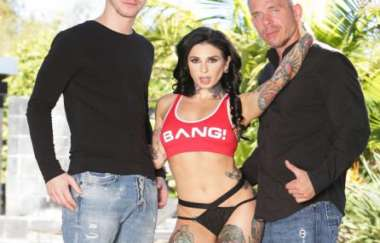 Joanna Angel - Is A Double Anal And Double Vag Whore - Bangrammed