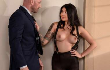 Brenna Sparks, Johnny Sins - Banging My Bosss Daughter - Big Tits At Work