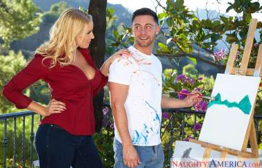 Vanessa Cage, Lucas Frost - My Friends Hot Mom