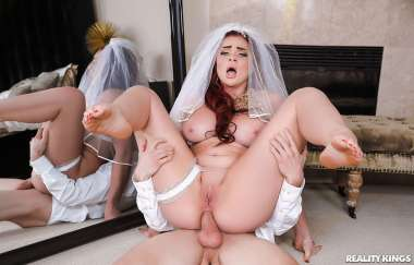 Skyla Novea , Ryan Mclane - The Cum Spattered Bride - Rk Prime