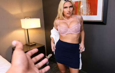 Christie Stevens - Mom Makes Me Cum - Momsteachsex
