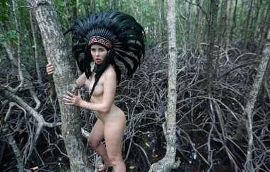 Cassie Fire - Erotic Holiday Sex Costume Fantasy