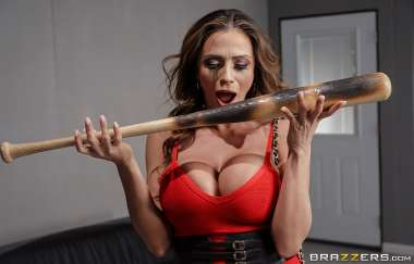 Ariella Ferrera - Managing Her Anger - Milfs Like It Big