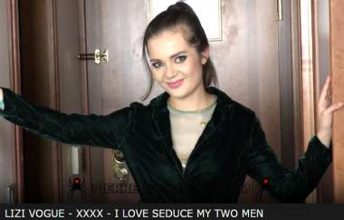 Lizi Vogue - I Love Seduce My Two Men