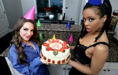 Kimmy Granger, Kira Noir - Happy 10th Birthday - Sharemybf