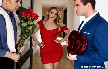 Aj Applegate, Keiran Lee - Earning My Valentine - Big Butts Like It Big