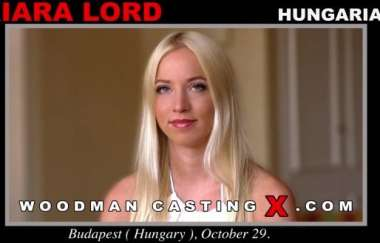 Kiara Lord - A Hungarian Girl, Kiara Lord Has An Audition With Pierre