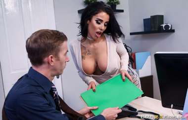 Alice Judge, Danny D - Internally Yours - Big Tits At Work