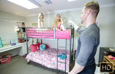 Allie Nicole - Slumber Party Snatch - Exxxtrasmall