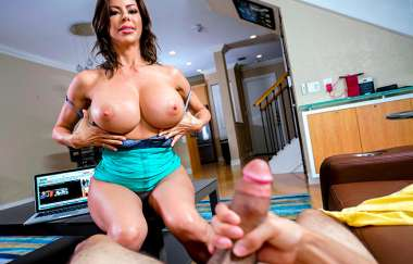 Alexis Fawx, Ricky Spanish - Getting Help And Squirting - Bang Pov