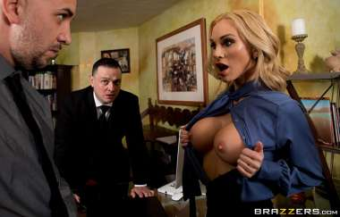 Sarah Jessie, Keiran Lee - Inherit This! - Milfs Like It Big