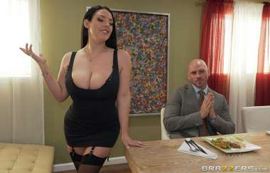 Angela White, Johnny Sins - Anatomy Of A Sex Scene - Pornstars Like It Big