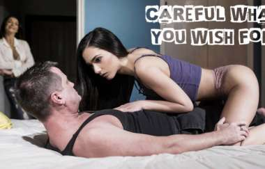 Jaye Summers, Silvia Saige, Eric Masterson - Careful What You Wish For