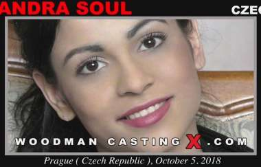 Sandra Soul - Casting X 206 Updated 3