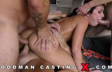 Adriana Chechik - Casting Hard Updated