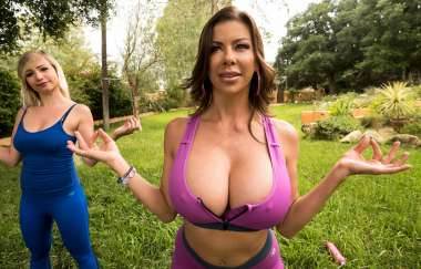 Alexis Fawx, Jordi El Nino Polla - Titillating Tai Chi - Milfs Like It Big